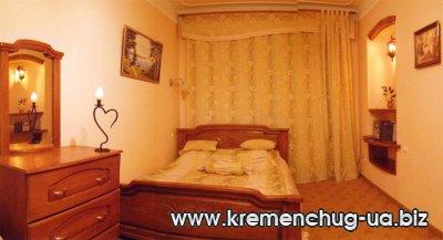 Аренда квартиры посуточно Кременчуг (от эконом до люкс класса)